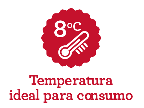 Temperatura ideal de consumo da Capitão do Mato